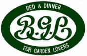 Bed and Dinner for Garden Lovers